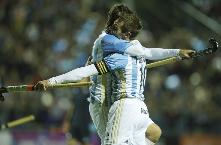 Argentina and Germany book Rio 2016 spots with Hockey World League semi-final victories