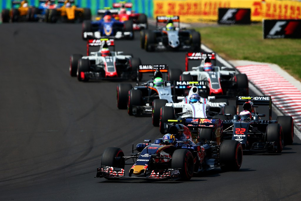 "Hungarian Grand Prix gives ""enormous credibility"" to Budapest 2024 Olympic bid, official claims"
