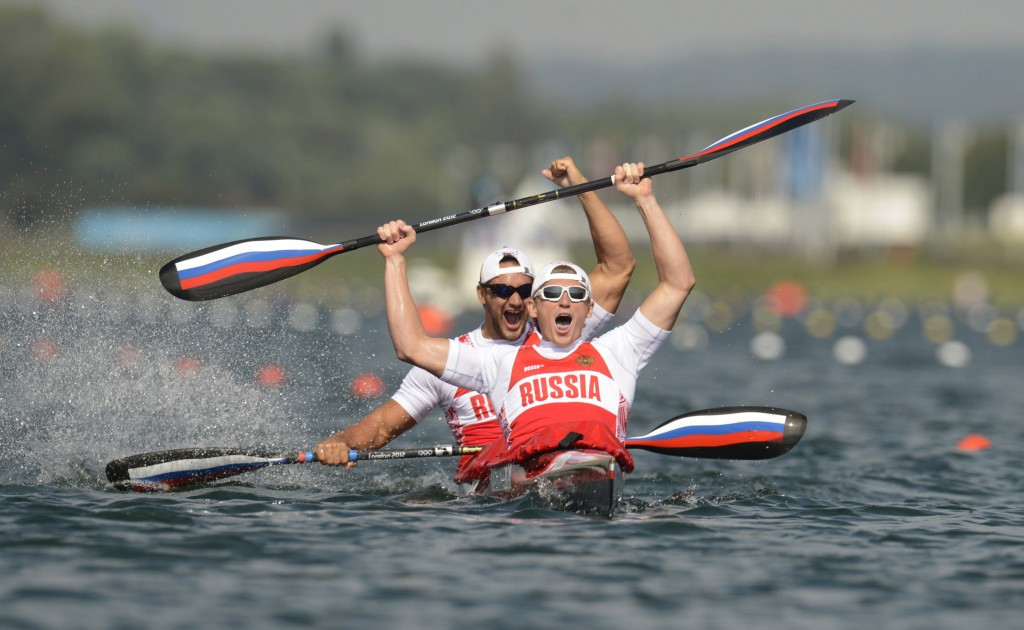 Olympic champion named on list of five Russian canoeists banned from Rio 2016