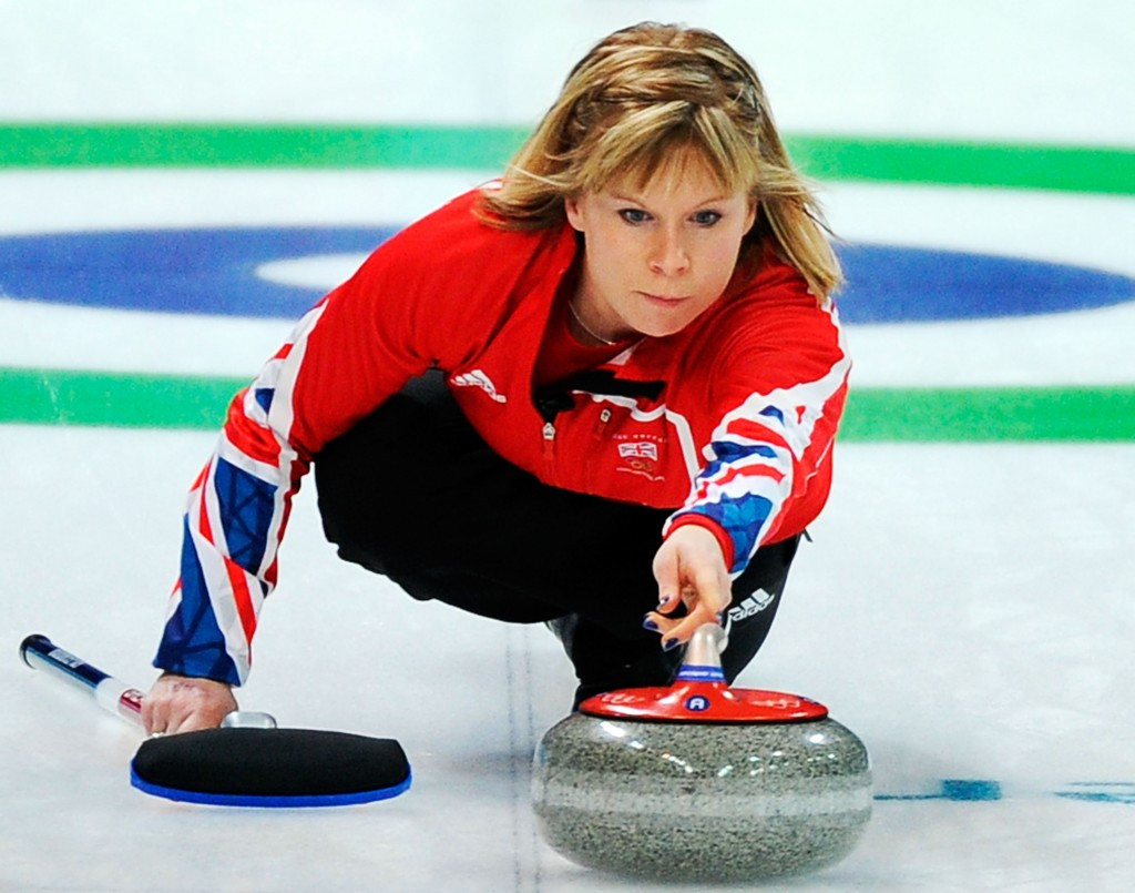 """Kelly Schafer has been added to Eve Muirhead's rink as a """"substitute"""" ©Getty Images"""