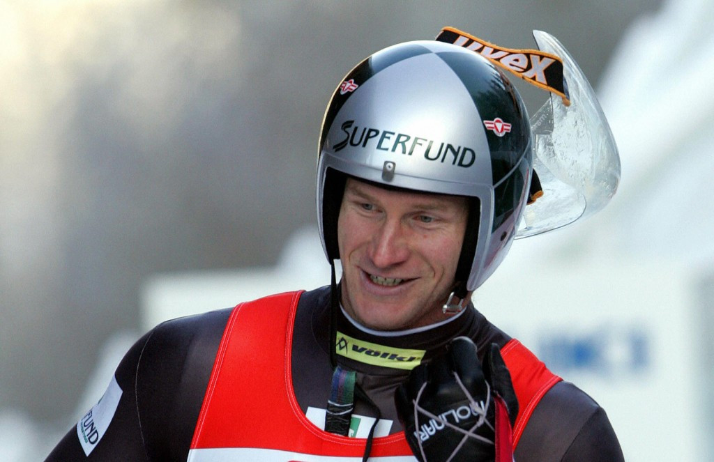 Luger Kleinheinz given role at Innsbruck sliding track ahead of FIL World Championships