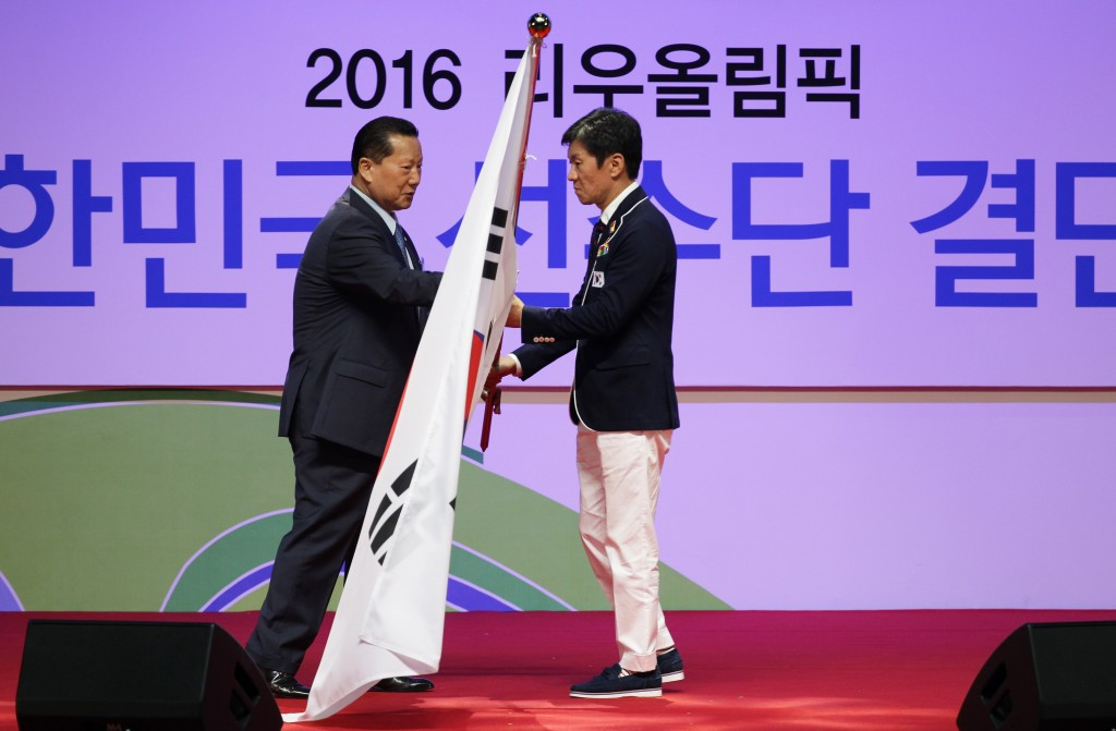 KSOC co-President Kim Jung-haeng to miss Rio 2016 for health reasons
