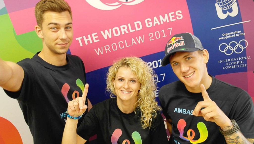 Wroclaw 2017 have held a series of events to celebrate the One Year to Go milestone ©IWGA