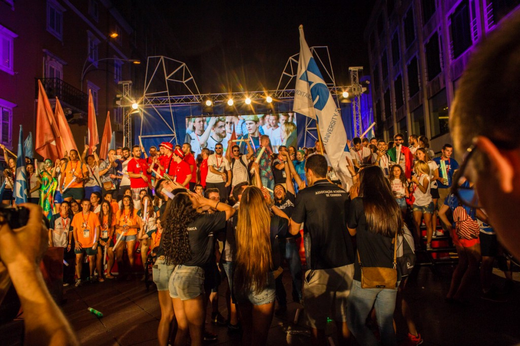 European Universities Games to deliver strong legacy to host cities claims Zagreb-Rijeka 2016 vice-president