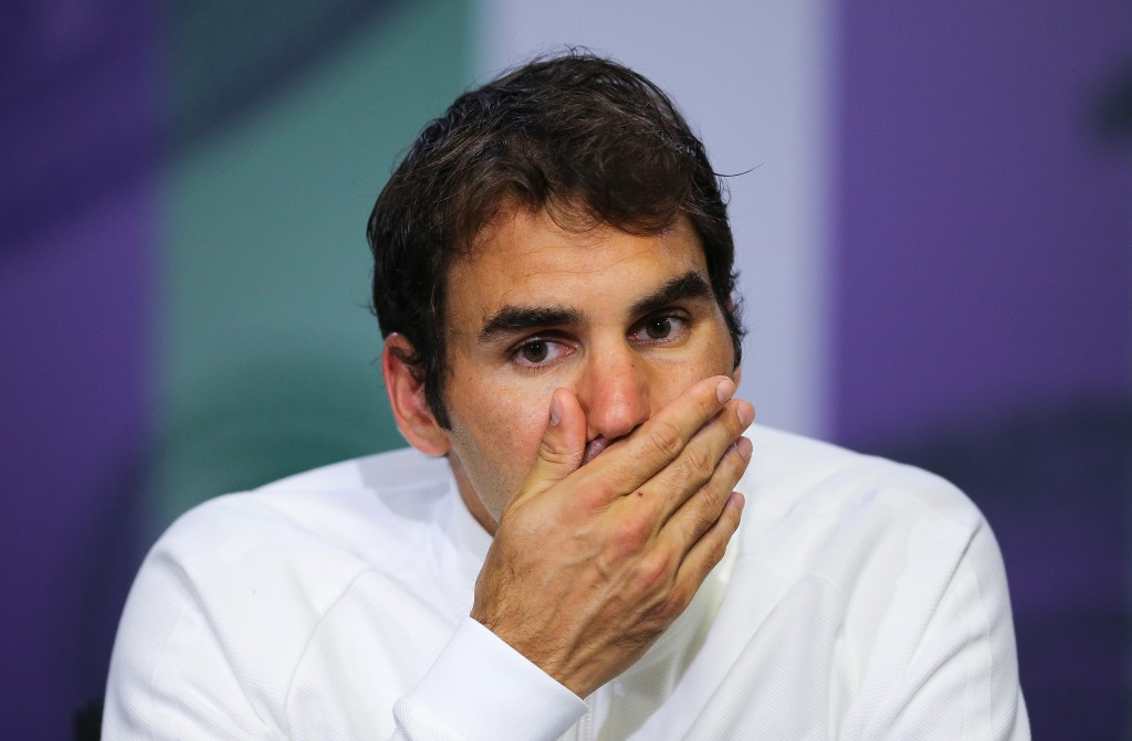 Federer withdraws from Rio 2016 due to knee injury