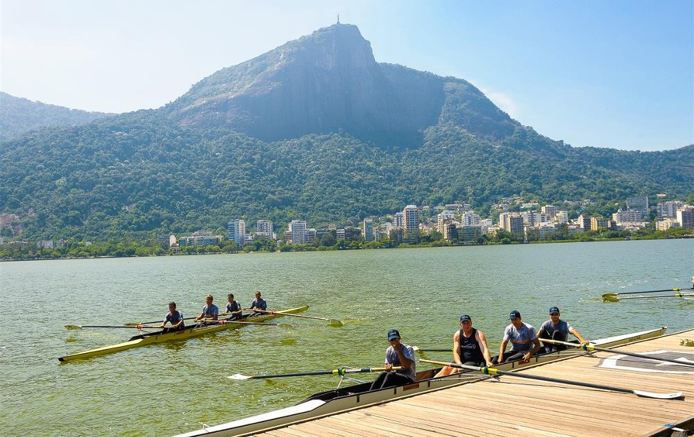 FISA has banned another 17 Russian rowers from Rio 2016 ©Rio 2016