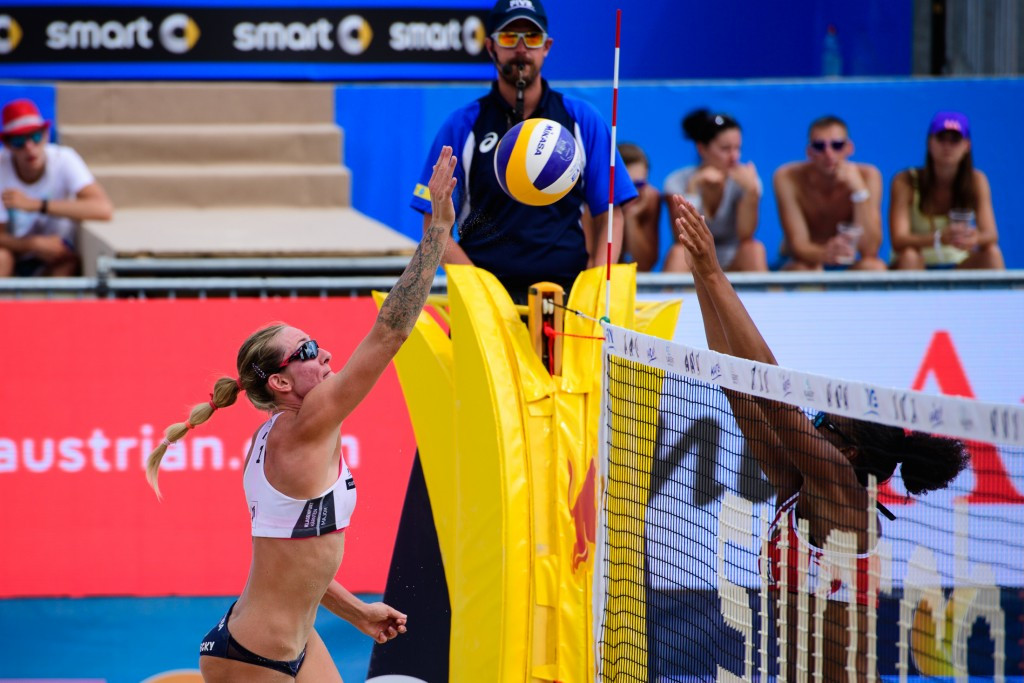 Italian duo reach main draw of FIVB World Tour event for first time this season at Klagenfurt Major