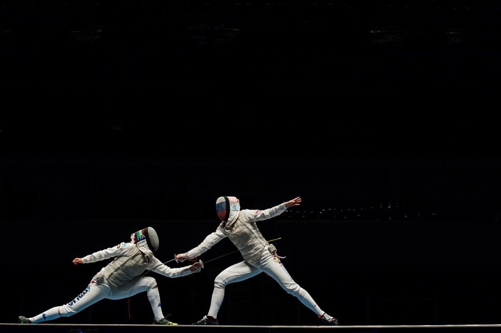 Russia's fencing team have been cleared to compete at Rio 2016 ©Getty Images