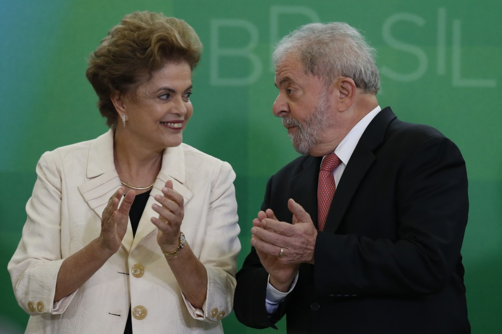 Dilma Rousseff will not attend the Rio 2016 Opening Ceremony ©Getty Images