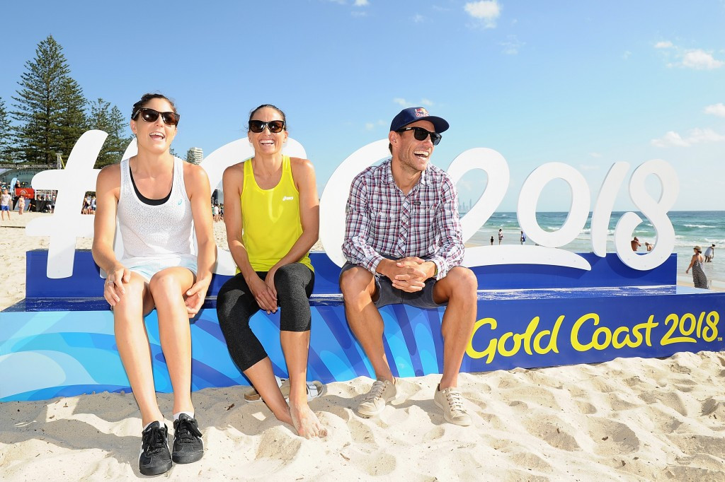 A bid could include the entire south east of Queensland, including 2018 Commonwealth Games host Gold Coast  ©Getty Images