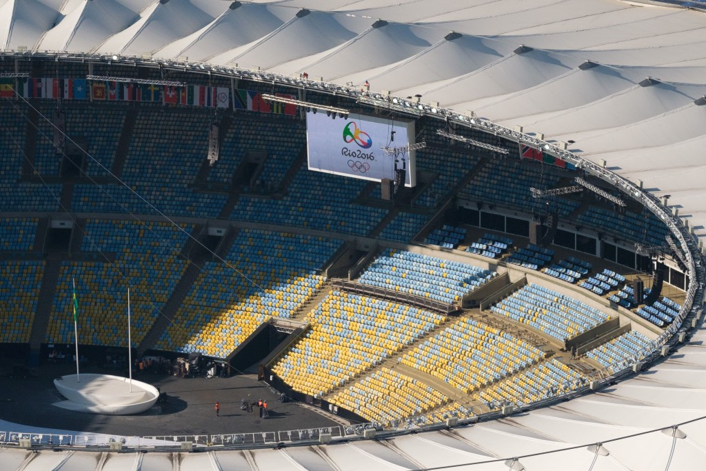 The Maracanã Stadium has re-opened following problems experienced during Rio 2016 ©Getty Images
