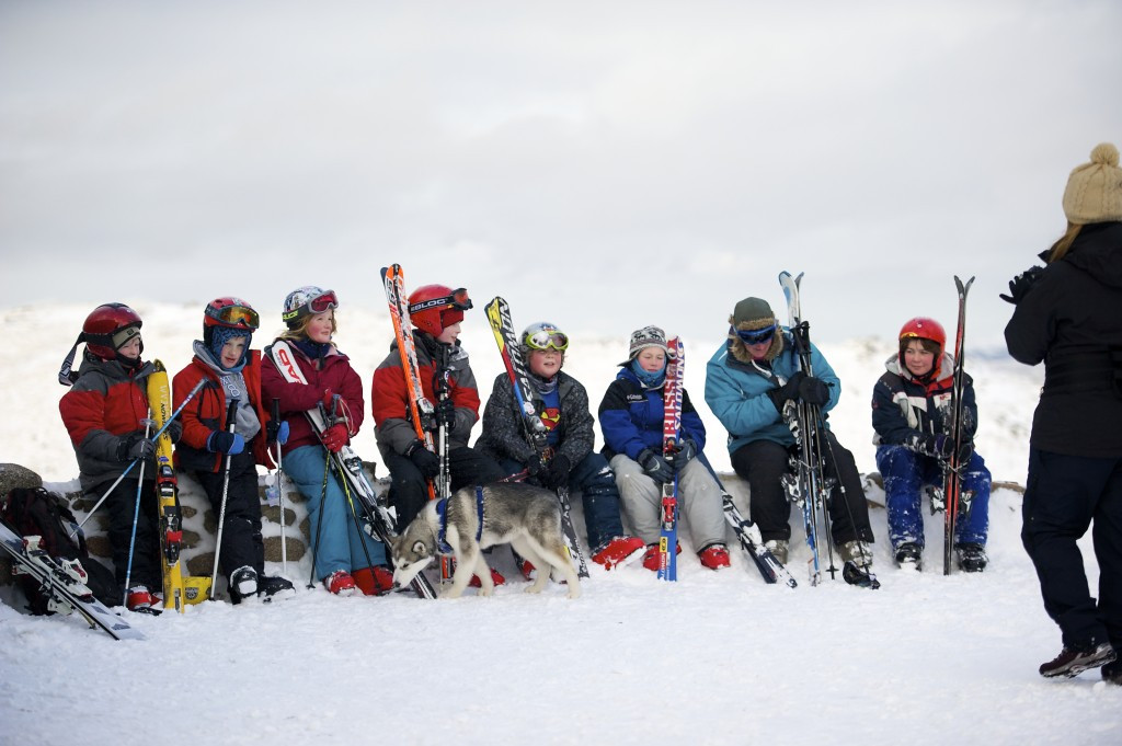 Coaches will be given the chance to share information and update qualifications ©Snowsport Scotland