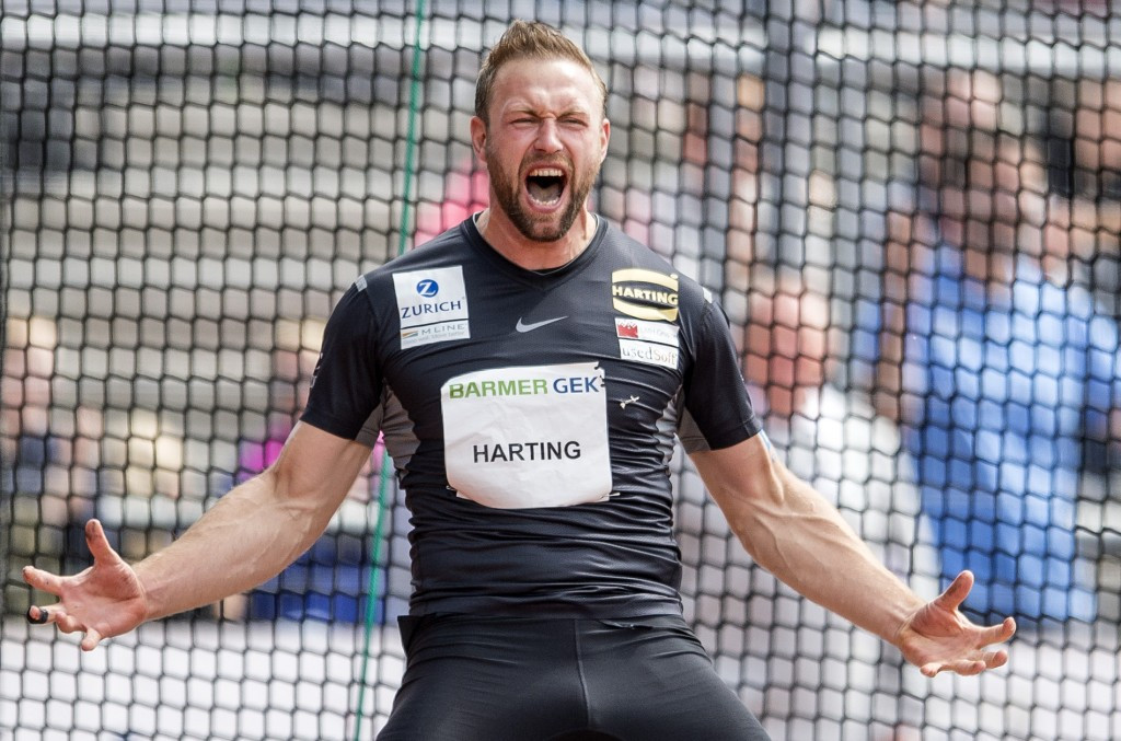 Robert Harting has become well-known as an anti-doping campaigner ©Getty Images