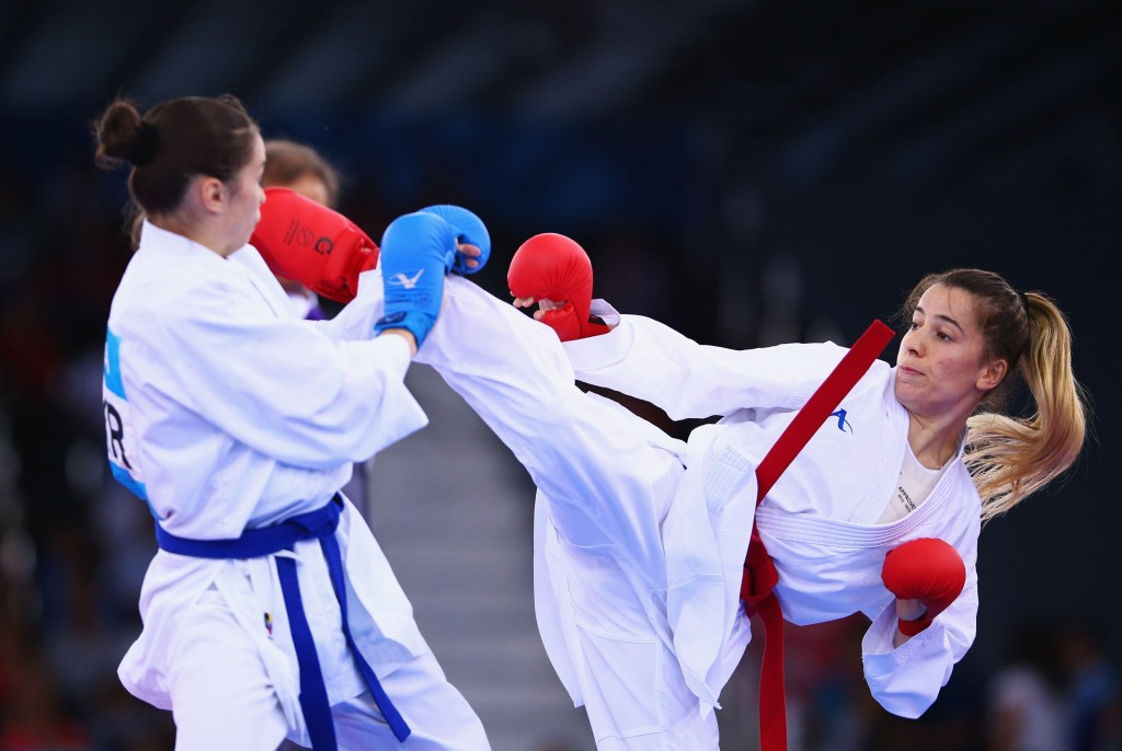 In pictures: Day one of Baku 2015