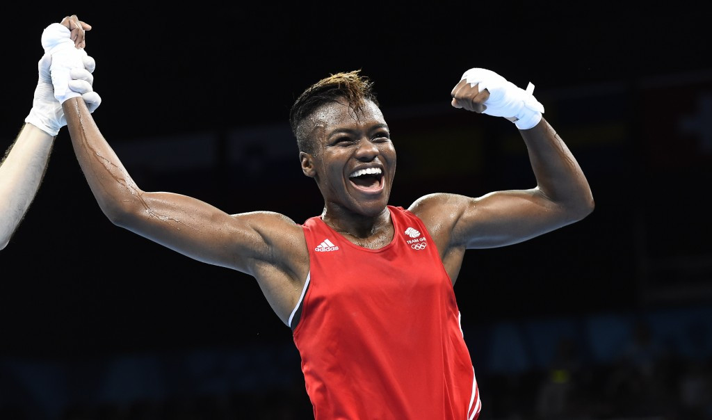 Will Nicola Adams be made a Dame if she tastes more success in Rio? ©Getty Images