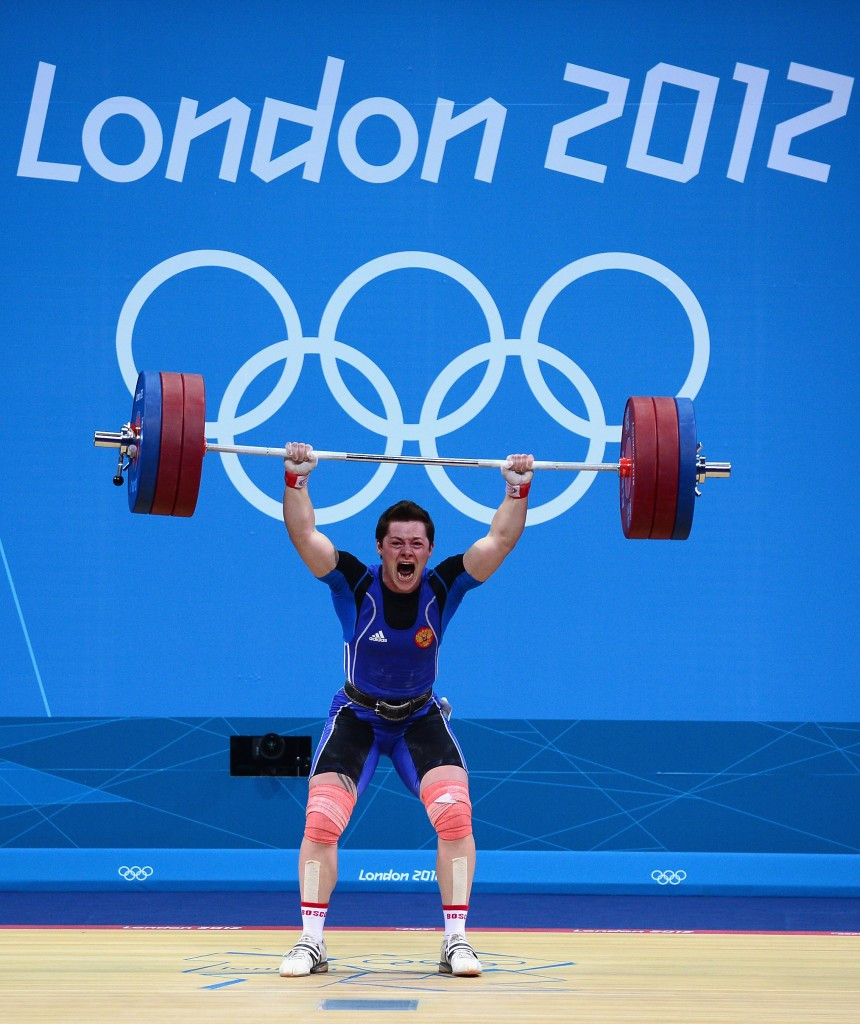 Six medallists among 11 weightlifters to test positive in second wave of London 2012 retests