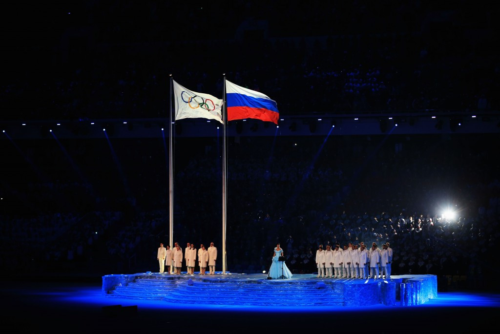 The IOC has opted against a blanket ban on Russian athletes at Rio 2016 ©Getty Images