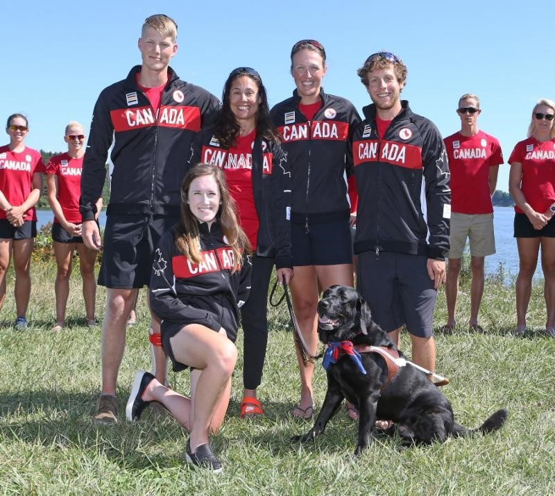 Canadian Paralympic Committee name five-strong rowing team for Rio 2016