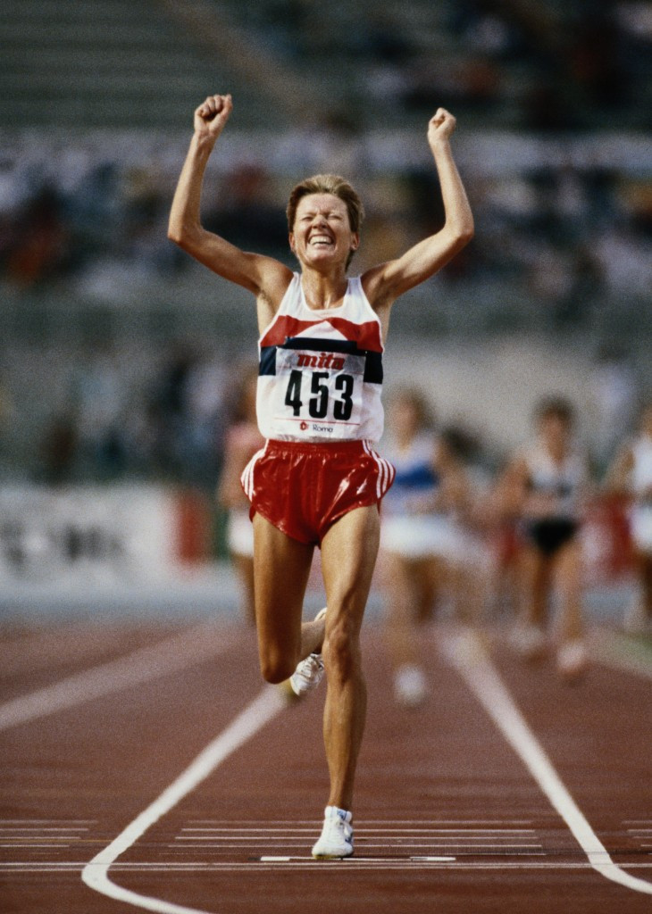 Ingrid Kristiansen of Norway wins the world 10,000m title in 1987 a year after setting the world record at Oslo's Bislett Stadium Ingrid Kristiansen wins the 1987 world 10,000m title a year after setting the world record in Oslo's Bislett Stadium