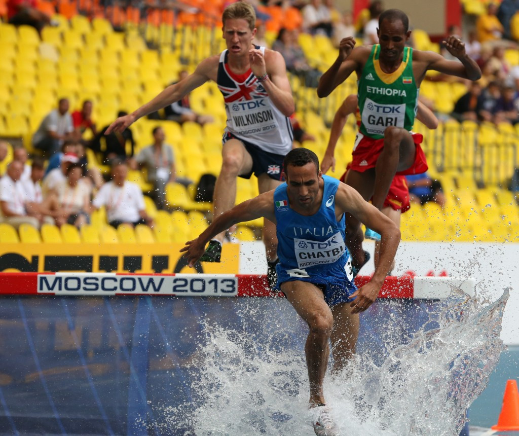Italian steeplechaser removed from Olympic team after missing third drug test