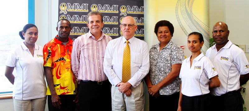 PNGOC agree insurance deal for Rio 2016 Olympics