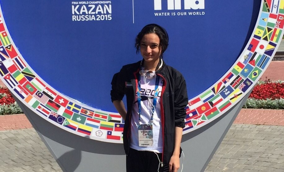 United Arab Emirates pick teenage female swimmer to carry flag at Rio 2016 Opening Ceremony
