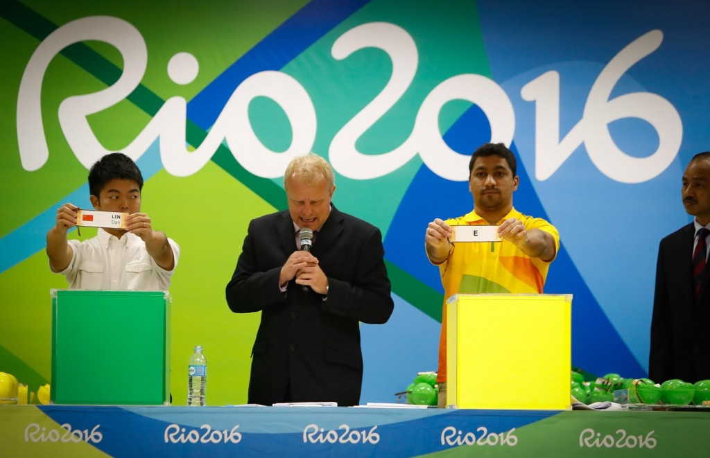 Badminton heavyweights set for semi-final showdown after Rio 2016 draw is made