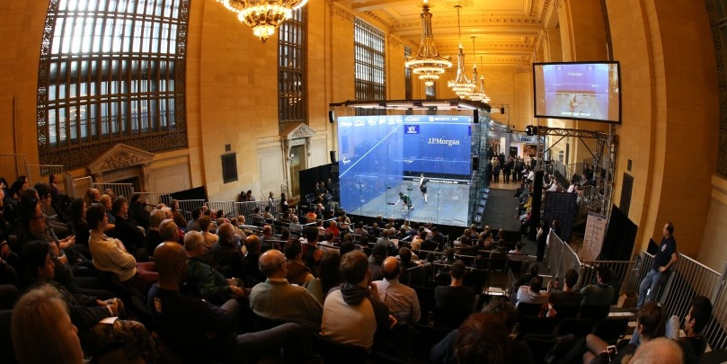 Tournament of Champions promoter excited for 20th edition at Grand Central Terminal