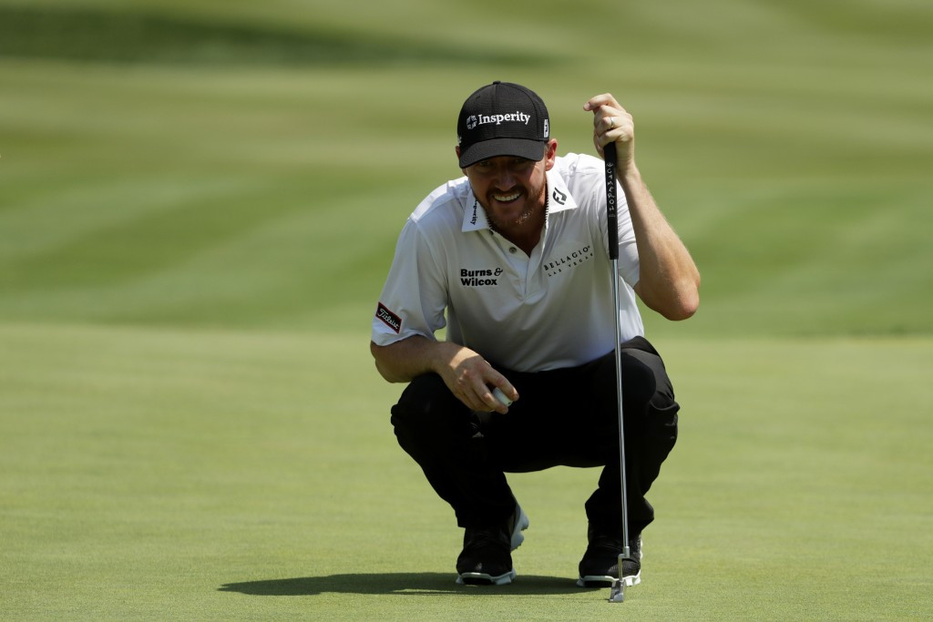 Jimmy Walker leads on five-under-par after the first round ©Getty Images