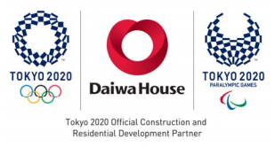 Daiwa House Industry becomes latest official partner of Tokyo 2020