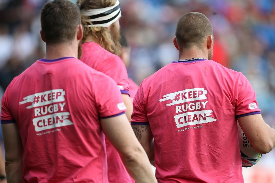 Every rugby sevens player selected for Rio 2016 tested for doping, World Rugby claims