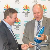 Gold Coast 2018 chief executive Mark Peters has admitted staging beach volleyball at the event could cost AUS$20 million ©Gold Coast 2018