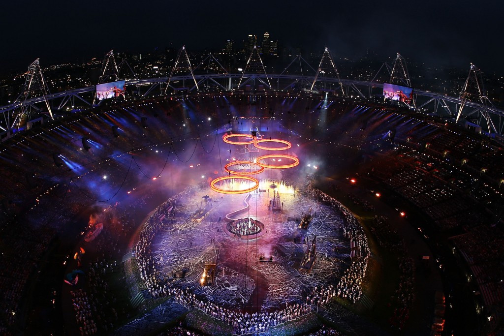 London economy receives £1.6 billion boost since 2012 Olympics thanks to sport, new study reveals