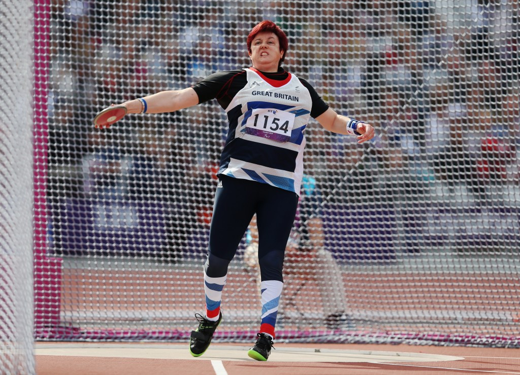 Jones and Tait added to ParalympicsGB athletics team for Rio 2016