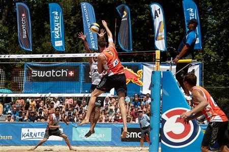 New Polish pairing continue to impress at FIVB Major Series event in Klagenfurt