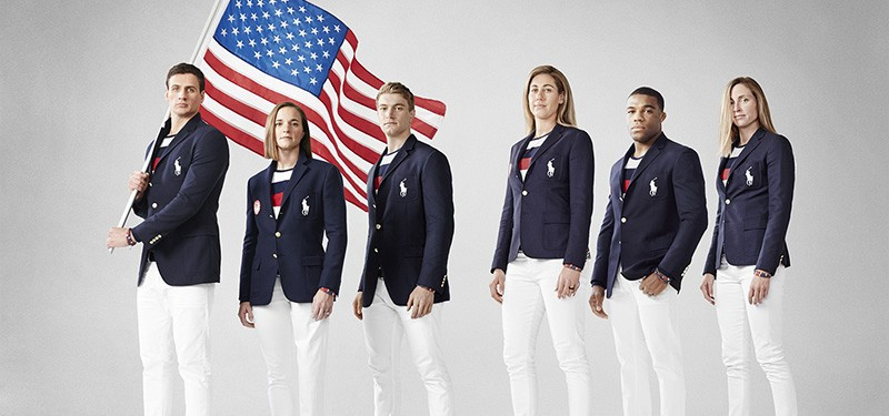 US flagbearer to wear glowing blazer at Rio 2016 Opening Ceremony