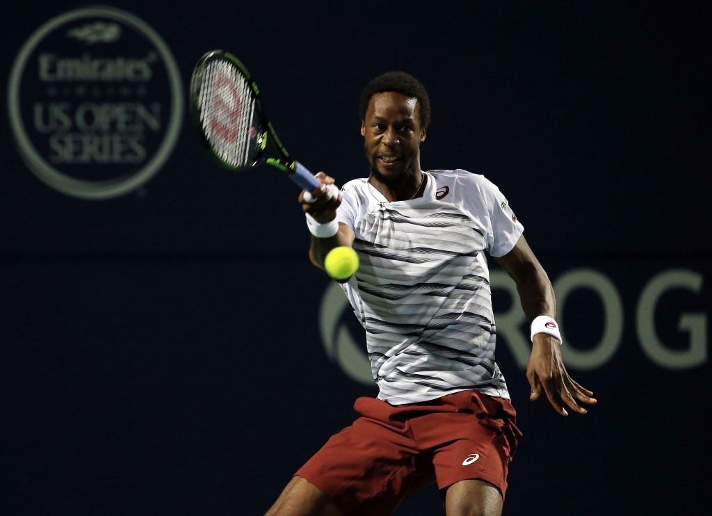 Monfils eliminates home favourite Raonic from Rogers Cup