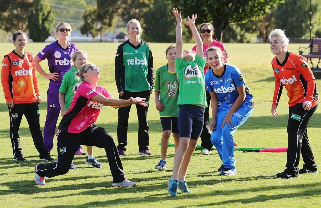 Cricket Australia pledges $4 million to grow girls' game