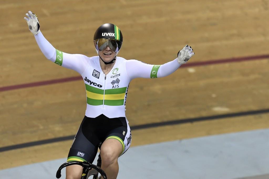 Meares praises UCI efforts in boosting gender equality