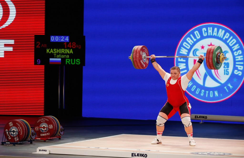 Russian appeal against Rio 2016 weightlifting ban rejected by CAS