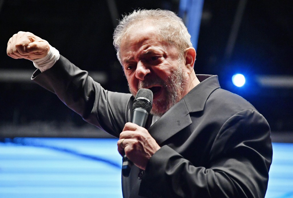 Luiz Inacio Lula da Silva is facing a trial for allegedly attempting to obstruct a corruption probe ©Getty Images