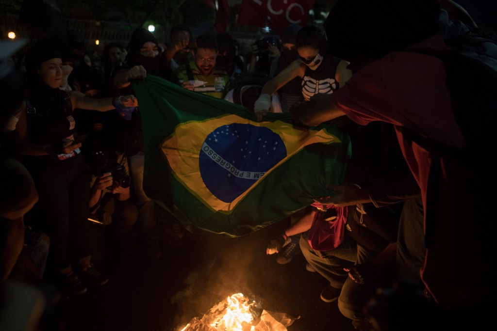 Protesters promise demonstrations on day of Rio 2016 Opening Ceremony