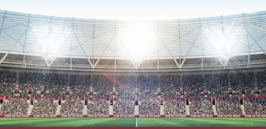 Changes to Olympic Stadium continue as West Ham prepare for first match at new home