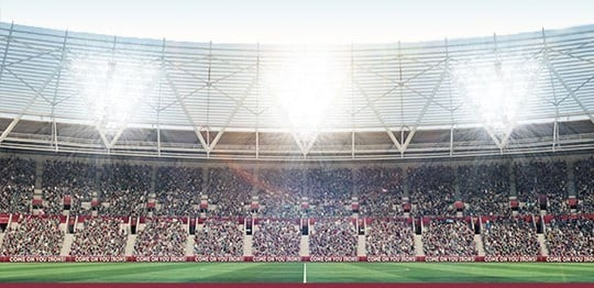 Installation of signs commemorating West Ham United legends Bobby Moore and Sir Trevor Brooking and continued work on the retractable seating are among the latest changes made to the London Stadium ©WHUFC