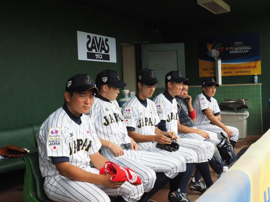 Japan preserve unbeaten start to Under-15 Baseball World Cup