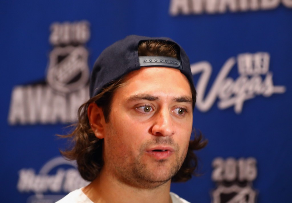 Mats Zuccarello is one of two NHL players to be selected by Norway for the Olympic Qualifying Tournament ©Getty Images