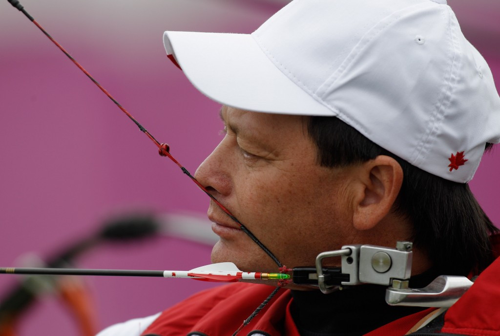 Evans and Van Nest nominated to represent Canada in archery at Paralympics