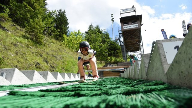 New ski jumping arena opens in Switzerland