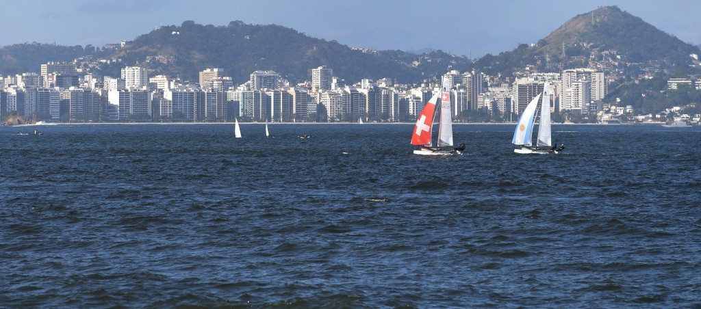"""Rio 2016 claim to be """"100 per cent"""" confident no sailor will be harmed by water pollution concerns"""