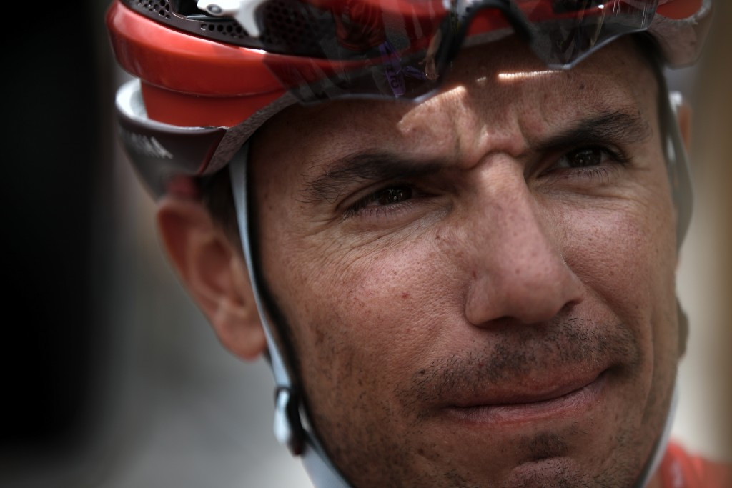 Joaquim Rodriguez confirmed it would be his final race in Spain after finishing fourth ©Getty Images